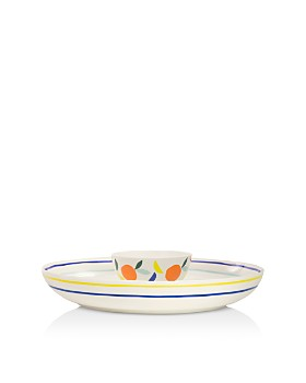 kate spade new york - Citrus Twist Chip & Dip Bowls, Set of 2