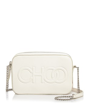 Jimmy Choo - Balti Small Leather Camera Bag Crossbody