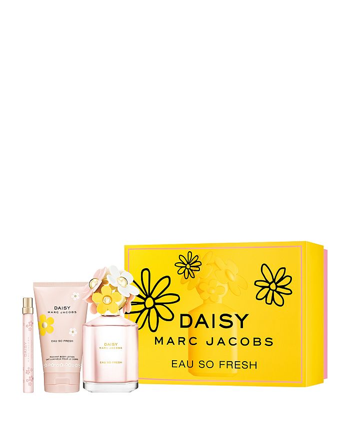 Marc Jacobs Daisy Eau So Fresh Eau De Toilette Gift Set 186 Value