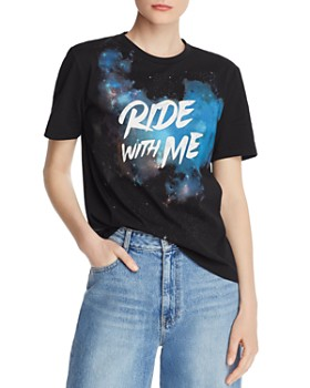 Maje - Terre Ride With Me Graphic Tee - 100% Exclusive