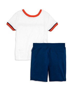 Splendid - Boys' Striped Tee & Shorts Set - Little Kid