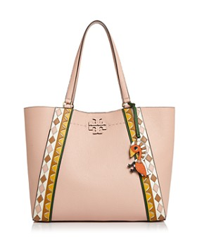 Tory Burch - McGraw Patchwork Leather Tote
