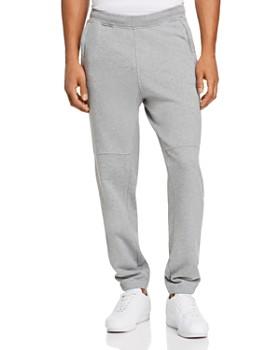 Stone Island - Logo-Embroidered Fleece Sweatpants - 100% Exclusive