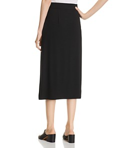 Eileen Fisher - A-Line Midi Skirt