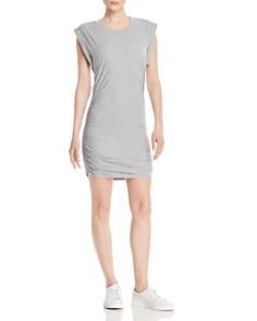 Splendid - Ruched-Side T-Shirt Dress