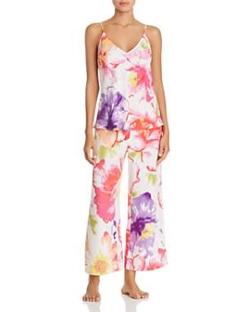9e0e2b236 Natori - Soleil Satin Cami Pajama Set ...