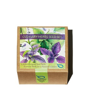 Hudson Valley Seed Co. - Culinary Herbs Seed Set