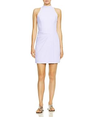 Halston Heritage Dresses MOCK-NECK DRESS