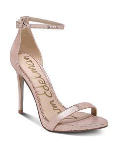 d52f735ac512 VINCE CAMUTO Women s Carrelen Suede Bow Block Heel Sandals ...