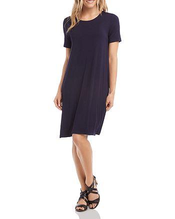 Karen Kane - Abby Short-Sleeve Shift Dress