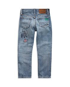 Ralph Lauren - Boys' Sullivan Slim Distressed Jeans - Little Kid