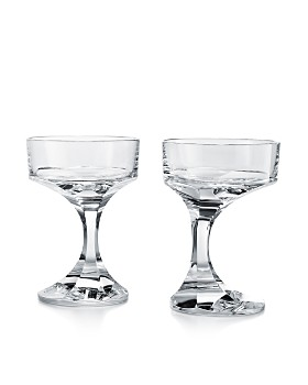 Baccarat - Narcisse Coupe Glass, Set of 2