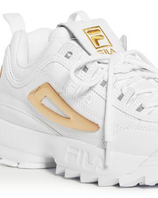 Disruptor Ii Hardware Low-Top Sneakers