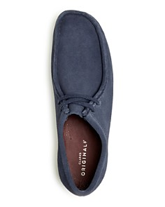 Clarks - Men's Wallabe Suede Chukka Boots