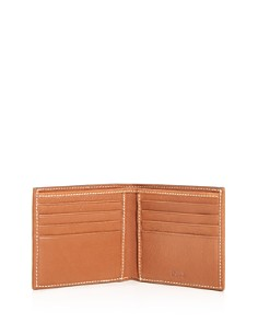 BOSS Hugo Boss - Leather Bi-fold Wallet