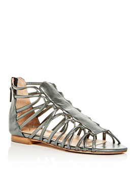 Joan Oloff - Women's Gladiator Sandals