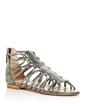 5a63fae7d28 Joan Oloff - Women s Gladiator Sandals ...
