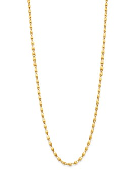 """Marco Bicego - 18K Yellow Gold Lucia Long Link Necklace, 36"""""""
