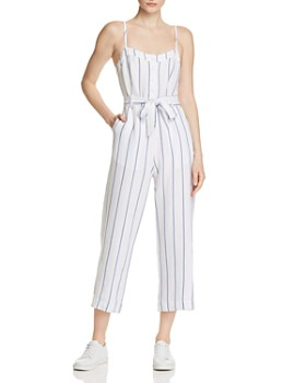 cbbf105bebf Rails - Harper Striped Wide-Leg Jumpsuit ...