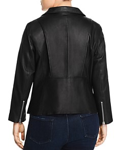All 67 Plus - Leather Moto Jacket