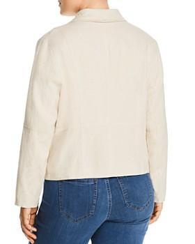 Bagatelle Plus - Open Linen Jacket