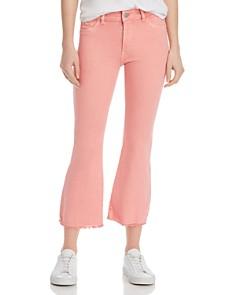 DL1961 - Bridget Crop Bootcut Jeans in Cozumel