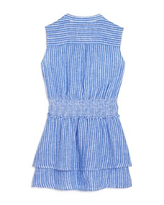 Rails - Girls' Jacey Linen Dress - Little Kid, Big Kid