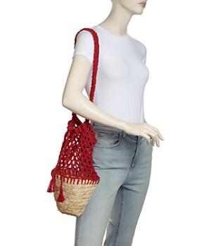 Nannacay - Paki Fishnet Shoulder Bag