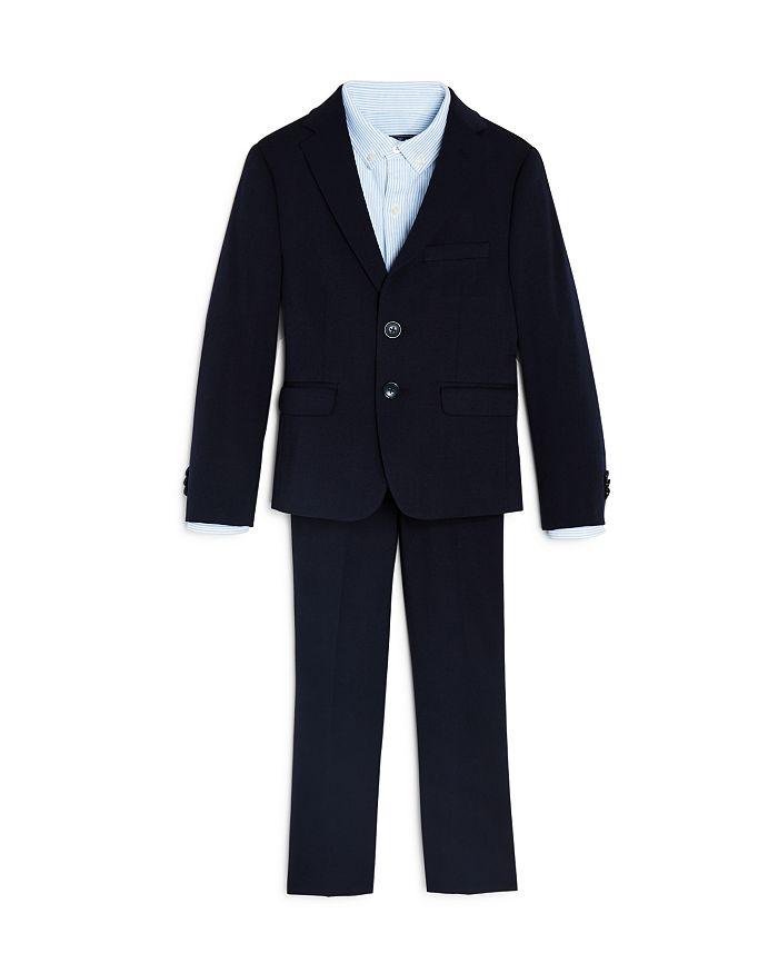 Michael Kors - Boys' Two-Piece Suit, Little Kid - 100% Exclusive