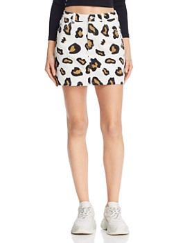 Sunset & Spring - Leopard Mini Skirt - 100% Exclusive
