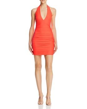 Tiger Mist - Amazon Ruched Bodycon Dress