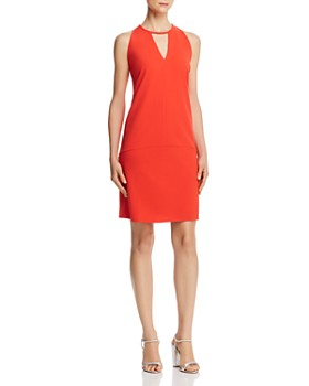 Sam Edelman - Crepe Shift Dress