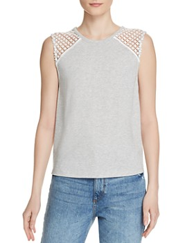Generation Love - Lena Embroidered Top