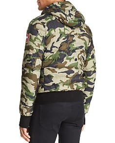 Canada Goose - Cabri Camouflage-Print Hooded Down Jacket