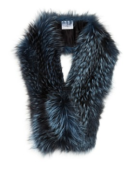 Maximilian Furs - Airgallon Fox Fur Scarf - 100% Exclusive