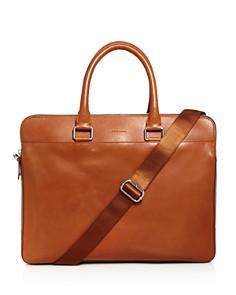 Cole Haan - Men's Leather Warner Briefcase - 100% Exclusive