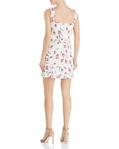 Parker - Laurel Smocked Floral Dress