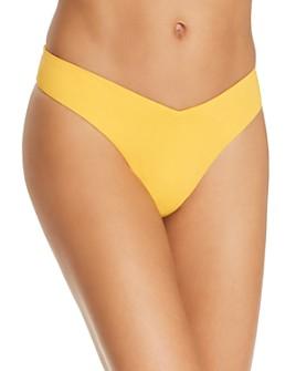 WeWoreWhat - Delilah Solid Bikini Bottom