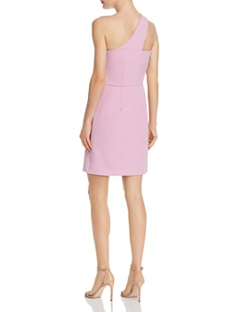 Laundry by Shelli Segal - One-Shoulder Cocktail Dress