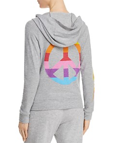 AQUA - Rainbow Graphic Hoodie - 100% Exclusive