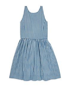 Ralph Lauren - Girls' Gingham Dress - Big Kid