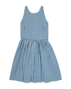 f2d9e523271 Ralph Lauren - Girls  Gingham Dress - Big Kid ...
