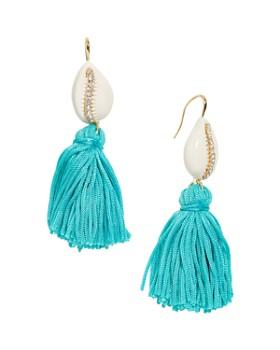 BAUBLEBAR - Tahiti Tassel Earrings