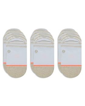 Stance - Invisible Liner Socks, Set of 3