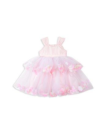 Pippa & Julie - Tiered Petal Flower-Girl Dress- Baby
