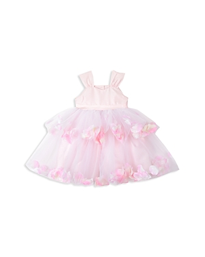 Pippa & Julie Tiered Petal Flower-Girl Dress- Baby-Kids