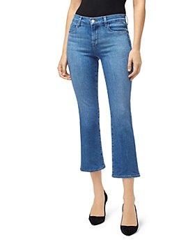 J Brand - Selena Kick Flare Jeans in True Love
