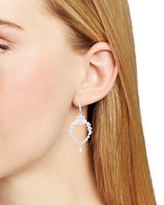 Nadri - Tulle Drop Earrings