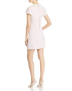 kate spade new york - Fringe-Trimmed Mini Dress