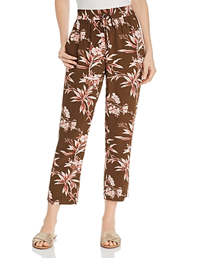 Joie Quisy Floral Cropped Pants